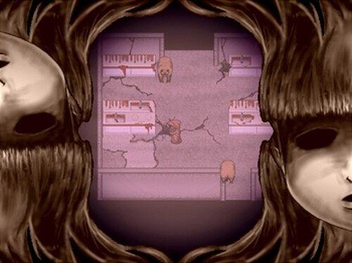 廃病院とガスマスク Game Screen Shots