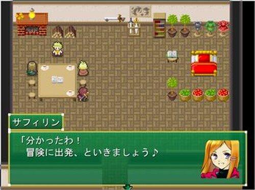 聖なる夜のその前に Game Screen Shot2