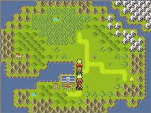 聖なる夜のその前に Game Screen Shot3