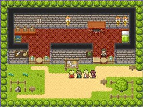 聖なる夜のその前に Game Screen Shot5