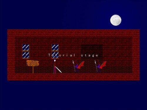 狂人達の晩餐会~血塗られた邪悪な正義~ Game Screen Shots