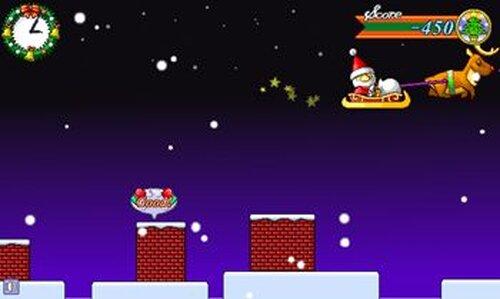 あわてんぼうのサンタクロース Game Screen Shots