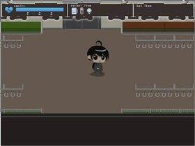 モノクロ電車 Game Screen Shot2