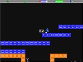 ニュースーパー黒男ブラザーズ(β版) Game Screen Shot3