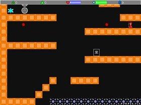 ニュースーパー黒男ブラザーズ(β版) Game Screen Shot5