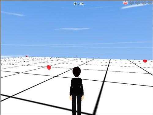 ハートをつかめ! Game Screen Shot1
