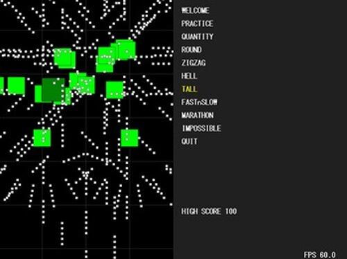Bullet Hell Game Screen Shot3