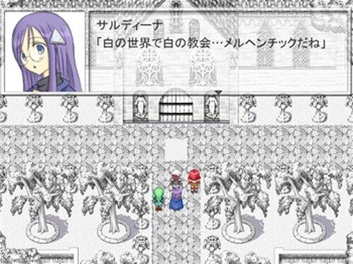 白のコルティーレ Game Screen Shot3