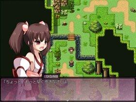 デモンスレイヤーひなみ Game Screen Shot3