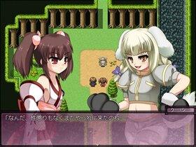 デモンスレイヤーひなみ Game Screen Shot5
