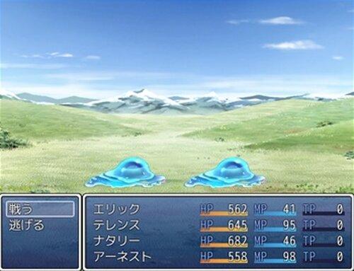 初めてのRPG Game Screen Shot4
