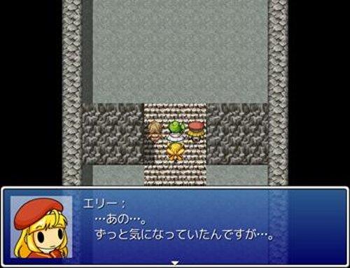 ステラ副長の退屈な一日 Game Screen Shot3