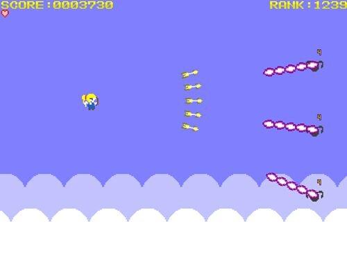 カツアゲエンジェル Game Screen Shot1