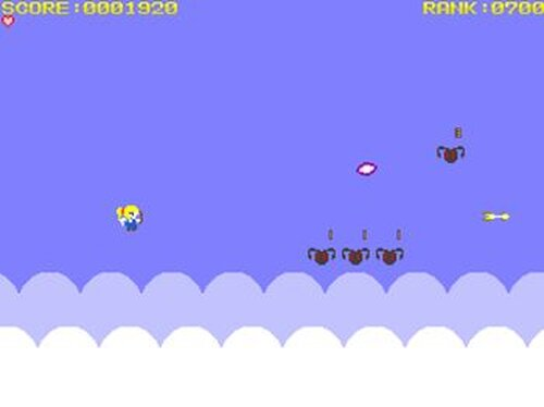 カツアゲエンジェル Game Screen Shot3