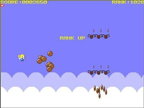 カツアゲエンジェル Game Screen Shot4