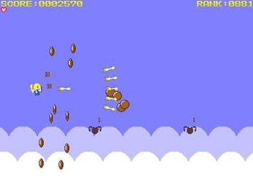 カツアゲエンジェル Game Screen Shots