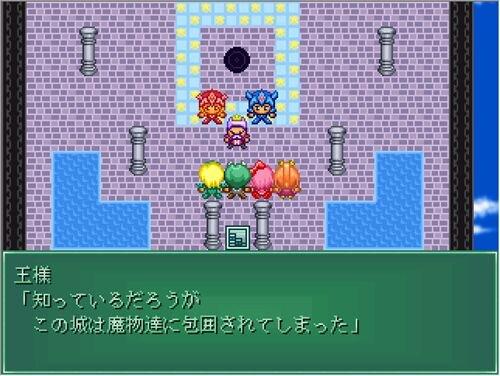 コガネノトリ Game Screen Shot1