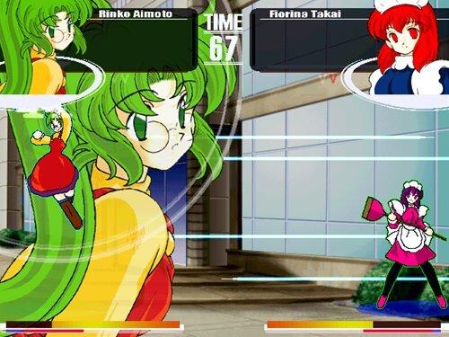 Shadow Arts Game Screen Shot1