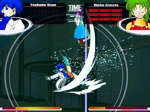 Shadow Arts Game Screen Shot3