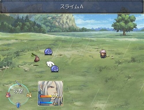 RAGNARK-ラグナロク- Game Screen Shot2