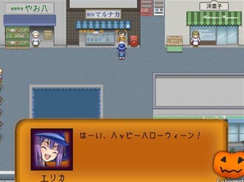 アンラッキー・ハロウィン Game Screen Shot2