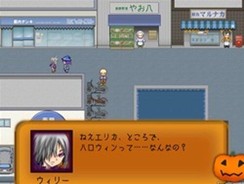 アンラッキー・ハロウィン Game Screen Shots