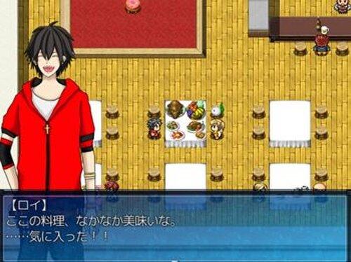 神様?なにそれオイシイの? Game Screen Shot3