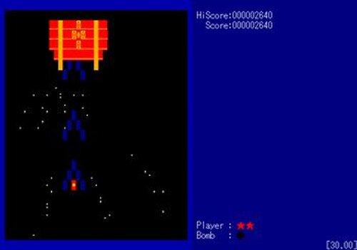コマンドプロンプト・シューティング Game Screen Shots