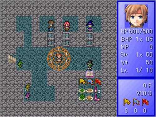 ボコスカ監獄 Game Screen Shot3