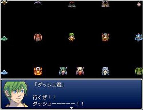 避けて避けて1 Game Screen Shot2