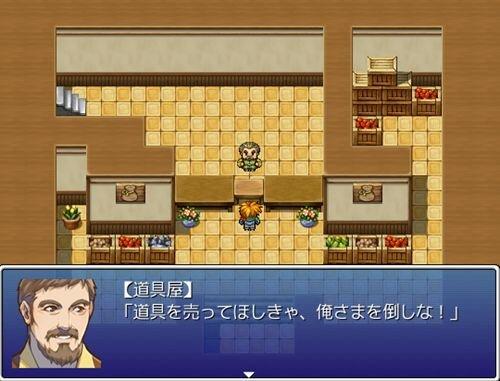 こんなの勇者じゃない! Game Screen Shot1