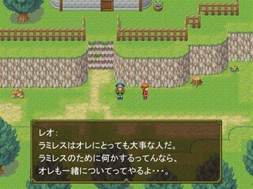 泣き虫魔女ミトラの旅【体験版】 Game Screen Shot4
