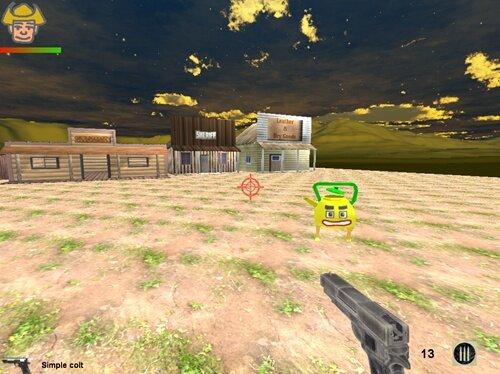 Kettle Joe Returns Game Screen Shot1