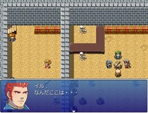 魔族とやとわれ兵士 Game Screen Shots