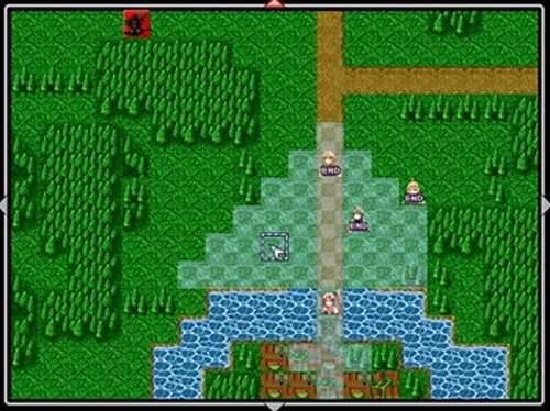 昴の騎士 Game Screen Shot4