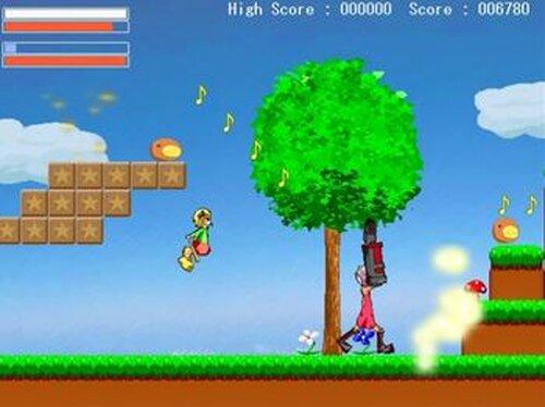 Full Swing Game Screen Shot2