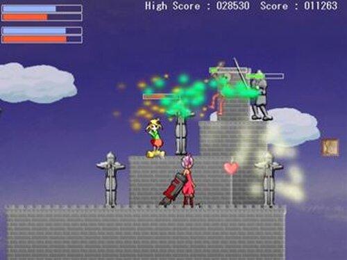 Full Swing Game Screen Shot4