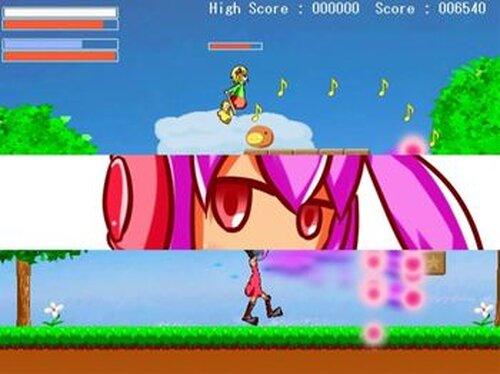 Full Swing Game Screen Shots