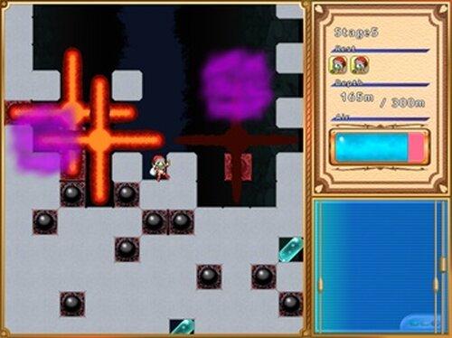 爆裂サンタ†スーパーマリィ Game Screen Shot5