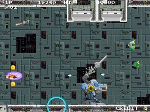 INFINOS(インフィノス) Game Screen Shot1
