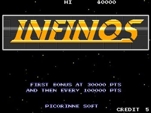 INFINOS(インフィノス) Game Screen Shot2