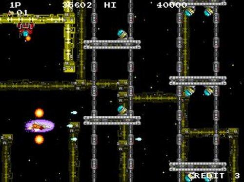 INFINOS(インフィノス) Game Screen Shot4