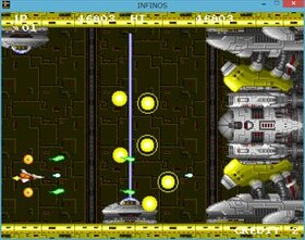 INFINOS(インフィノス) Game Screen Shot5