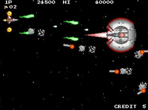 INFINOS(インフィノス) Game Screen Shots
