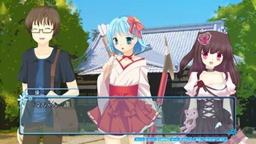鏡の国のイデア Game Screen Shot2