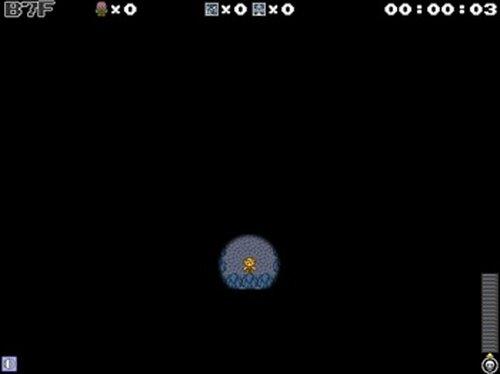 地下7階からの脱出 Game Screen Shot3
