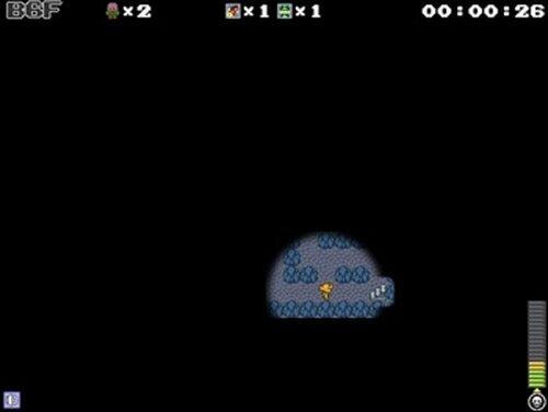 地下7階からの脱出 Game Screen Shot5