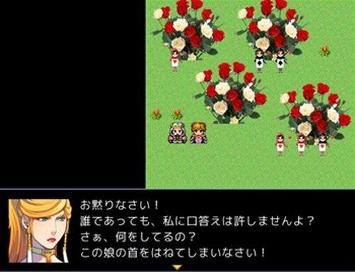 おとぎの国の親指姫 Game Screen Shot3