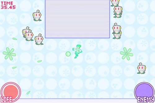 360°STG Game Screen Shot4