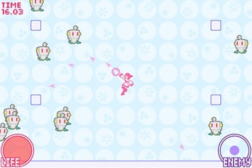 360°STG Game Screen Shot5